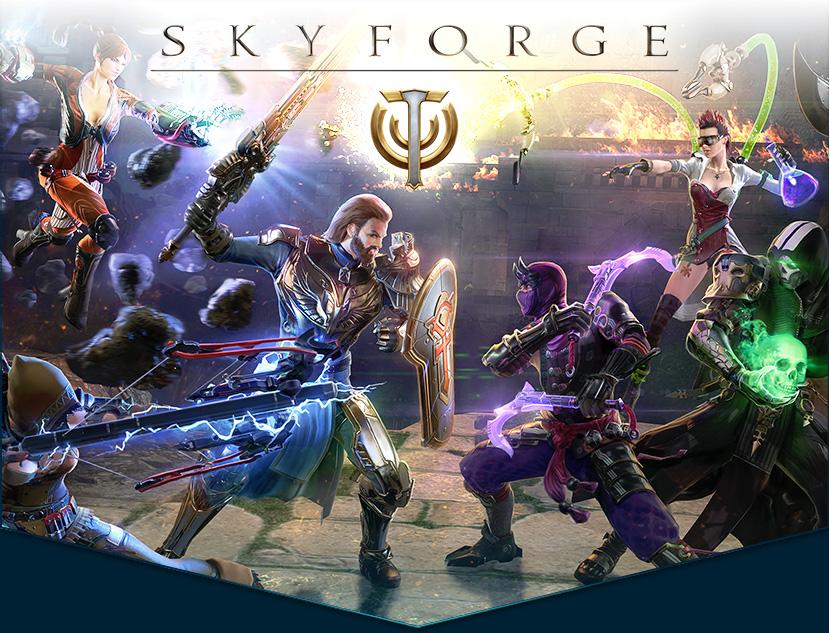 Skyforge - Грядет великая битва - Противостояние пантеонов — скоро!